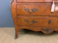 Large French Kingwood Marble Topped Commode (18 of 18)