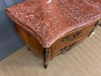 Large French Kingwood Marble Topped Commode (8 of 18)