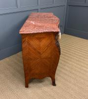 Large French Kingwood Marble Topped Commode (12 of 18)