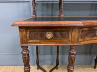 Inlaid Rosewood Writing Desk by Collinson and Lock (5 of 24)