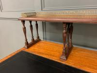 Inlaid Rosewood Writing Desk by Collinson and Lock (9 of 24)