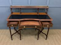 Inlaid Rosewood Writing Desk by Collinson and Lock (14 of 24)