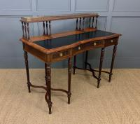 Inlaid Rosewood Writing Desk by Collinson and Lock (17 of 24)
