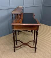 Inlaid Rosewood Writing Desk by Collinson and Lock (18 of 24)