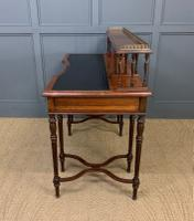 Inlaid Rosewood Writing Desk by Collinson and Lock (21 of 24)