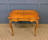 Inlaid Satinwood Table c.1895 (2 of 16)