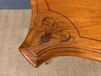 Inlaid Satinwood Table c.1895 (5 of 16)