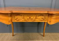 Inlaid Satinwood Table c.1895 (8 of 16)
