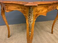 Inlaid Satinwood Table c.1895 (9 of 16)