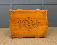 Inlaid Satinwood Table c.1895 (14 of 16)