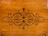 Inlaid Satinwood Table c.1895 (15 of 16)