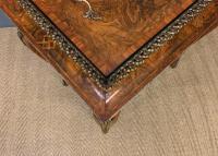 Victorian Inlaid Burr Walnut Jardiniere (7 of 17)
