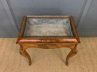 Victorian Inlaid Burr Walnut Jardiniere (16 of 17)