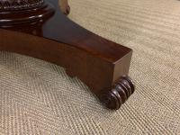 William IV Flame Mahogany Supper Table by Gillows (6 of 14)