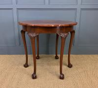 Chippendale Style Centre Table c.1910 (2 of 9)