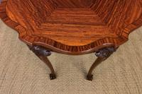 Chippendale Style Centre Table c.1910 (4 of 9)
