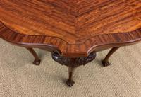 Chippendale Style Centre Table c.1910 (5 of 9)