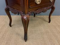 Carved Mahogany 2 Drawer Chest c.1900 (13 of 13)
