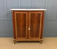 Superb Pair of Mahogany Cabinets by Rinck of Paris (2 of 18)