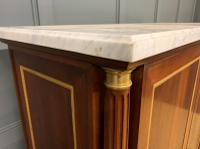 Superb Pair of Mahogany Cabinets by Rinck of Paris (7 of 18)