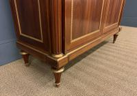 Superb Pair of Mahogany Cabinets by Rinck of Paris (8 of 18)