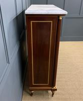 Superb Pair of Mahogany Cabinets by Rinck of Paris (15 of 18)