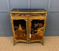 Superb Chinoiserie Side Cabinet by C Mellier & Co of London (2 of 28)