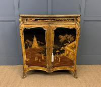 Superb Chinoiserie Side Cabinet by C Mellier & Co of London (3 of 28)