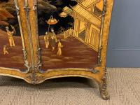 Superb Chinoiserie Side Cabinet by C Mellier & Co of London (5 of 28)