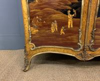 Superb Chinoiserie Side Cabinet by C Mellier & Co of London (6 of 28)