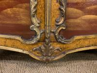 Superb Chinoiserie Side Cabinet by C Mellier & Co of London (7 of 28)