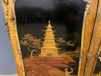 Superb Chinoiserie Side Cabinet by C Mellier & Co of London (8 of 28)