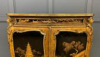 Superb Chinoiserie Side Cabinet by C Mellier & Co of London (9 of 28)