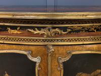 Superb Chinoiserie Side Cabinet by C Mellier & Co of London (11 of 28)
