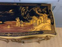 Superb Chinoiserie Side Cabinet by C Mellier & Co of London (13 of 28)