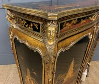 Superb Chinoiserie Side Cabinet by C Mellier & Co of London (16 of 28)