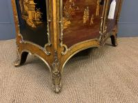 Superb Chinoiserie Side Cabinet by C Mellier & Co of London (18 of 28)