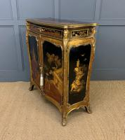 Superb Chinoiserie Side Cabinet by C Mellier & Co of London (24 of 28)