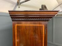 Georgian Inlaid Mahogany Bureau Bookcase (23 of 29)