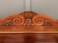 Early 19th Century Mahogany Chiffonier Bookcase (4 of 22)