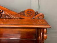 Early 19th Century Mahogany Chiffonier Bookcase (5 of 22)