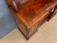 Early 19th Century Mahogany Chiffonier Bookcase (7 of 22)
