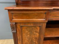 Early 19th Century Mahogany Chiffonier Bookcase (9 of 22)