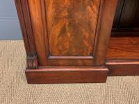 Early 19th Century Mahogany Chiffonier Bookcase (11 of 22)