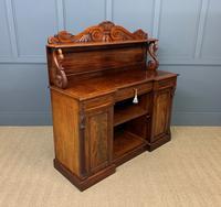 Early 19th Century Mahogany Chiffonier Bookcase (13 of 22)