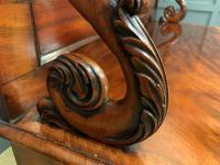 Early 19th Century Mahogany Chiffonier Bookcase (22 of 22)