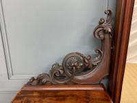 Victorian Mahogany Dressing Chest / Mirror (6 of 17)