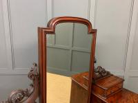 Victorian Mahogany Dressing Chest / Mirror (16 of 17)