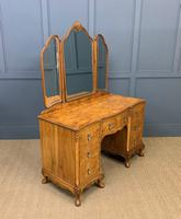 Burr Walnut Dressing Table (12 of 20)