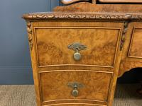 Burr Walnut Dressing Table (8 of 20)